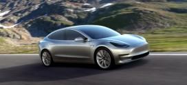 Über 115.000 Bestellungen für das Tesla Model 3 an nur einem Tag
