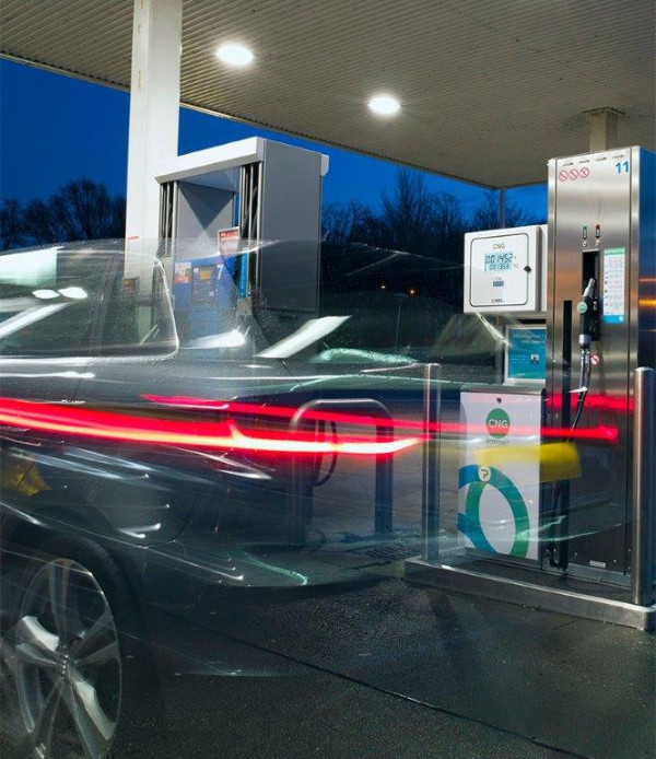 PitPoint CNG-Tankstelle