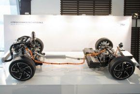 Groupe PSA stellt modulare Plattformen für Elektroantriebe vor