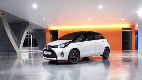 2016er Toyota Yaris