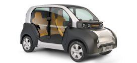 CITY eTAXI – ACM zeigt fertig entwickeltes Elektro-Leichtfahrzeug