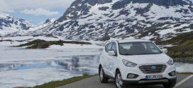 Von Bergen nach Bozen: Mit dem Hyundai ix35 Fuel Cell quer durch Europa