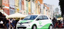 Car-Sharing Projekt in Kopenhagen startet mit 450 Renault ZOE
