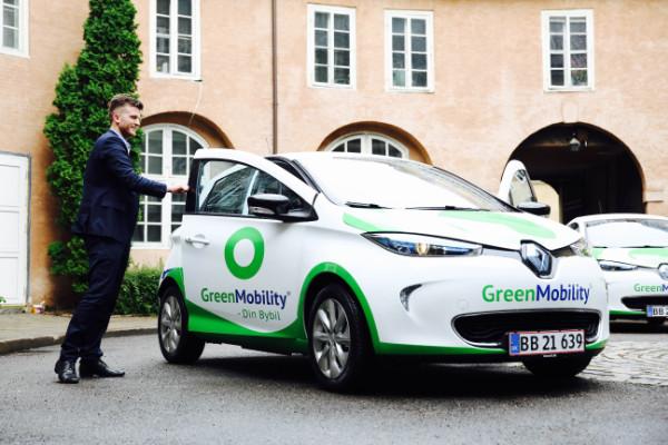 Renault ZOE von Green Mobility