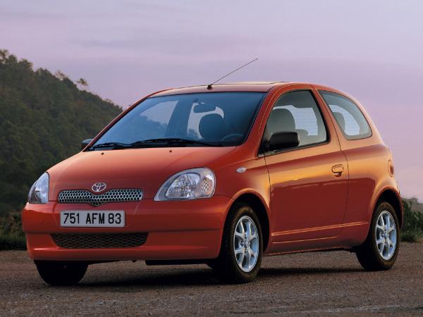 Toyota Yaris von 2001