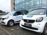 car2go smart Fahrzeuge für Brüssel