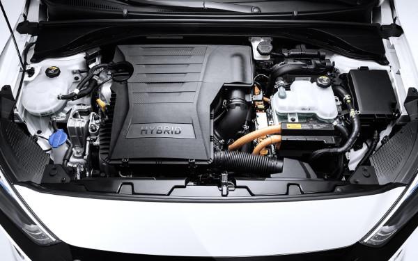 Hyundai IONIQ Hybrid - Antrieb