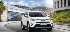 Absatz von Toyota in Europa wächst – auch dank der Hybridautos