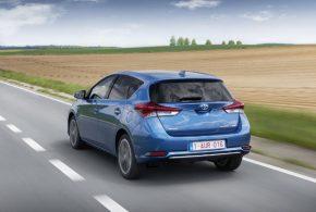 CO2-Flottenemissionen von Toyota sinken auf 107,8 Gramm pro Kilometer