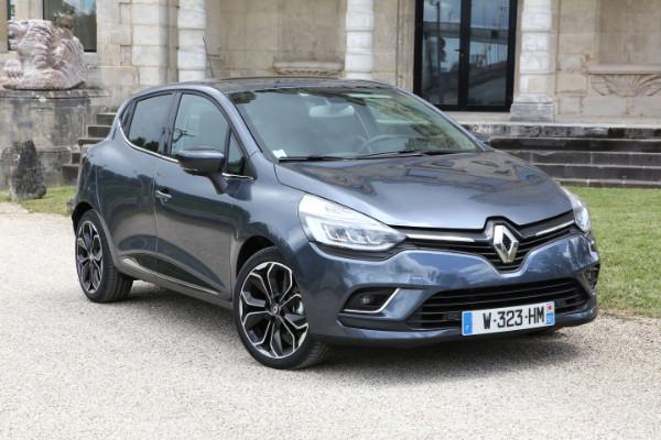 2016er Renault Clio