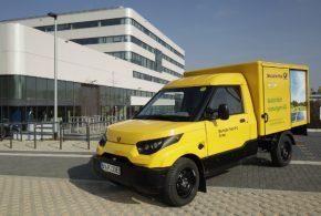 Elektro statt Diesel: 1.000 StreetScooter bei der Deutschen Post im Einsatz