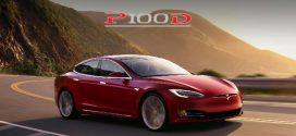 Elektrisch und schnell wie der Blitz: Das Tesla Model S P100D