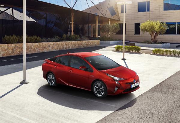 Toyota Prius - 5 Sterne beim ADAC EcoTest