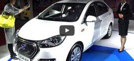 JAC iEV5: Ein bezahlbares Elektroauto für China