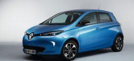 Renault ZOE R400: Elektroauto mit 400 km Reichweite