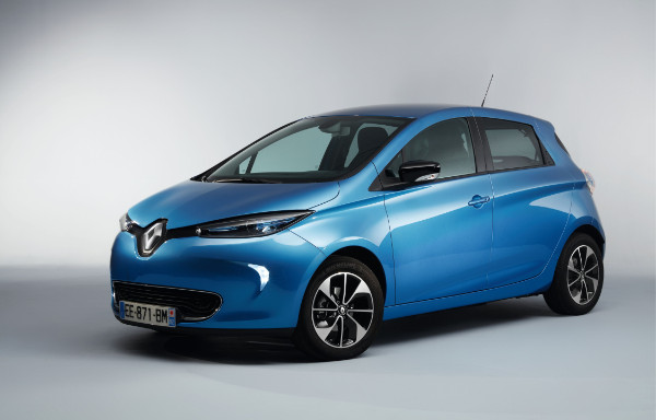 renault zoe r400 elektroauto mit 400 km reichweite. Black Bedroom Furniture Sets. Home Design Ideas