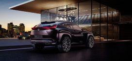 Lexus UX Konzeptfahrzeug – Weltpremiere auf dem Pariser Salon 2016