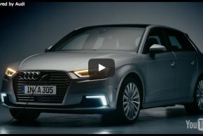 Audi A3 eTron Werbespot (Sponsored Video)