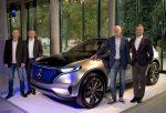 Mercedes-Benz EQ Elektro-SUV
