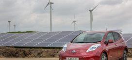 50 Elektroautos für den Shuttleservice der UN-Klimakonferenz COP22
