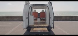 Nissan e-NV200 WORKSPACe – Mobiles Büro im Elektro-Van