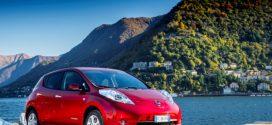 Nissan feiert 75.000 verkaufte Elektroautos in Europa