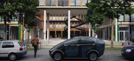 Sion von Sono Motors: Ein Elektroauto mit integrierten Solarzellen