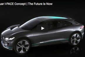 Jaguar I-PACE Concept – Serienmodell kommt 2018