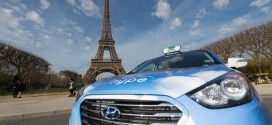 Taxi Start-Up in Paris übernimmt weitere 60 Hyundai ix35 Fuel Cell