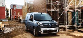 Mehr Reichweite: 270 km für den Elektrotransporter Renault Kangoo Z.E.