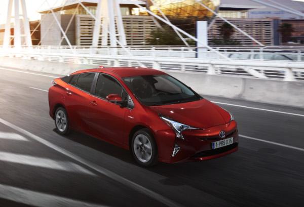Toyota Prius Hybridauto