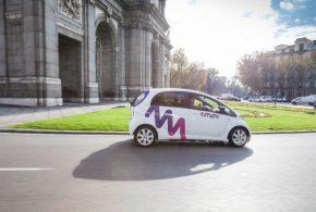 Carsharing-Service emov geht mit 500 Elektroautos in Madrid an den Start