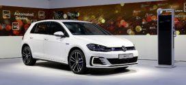 Modelljahr 2017 des VW Golf GTE mit Plug-In-Hybridantrieb ist bestellbar