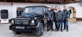 Ein Elektroauto für den Terminator: Die elektrische Mercedes G-Klasse von Kreisel Electric