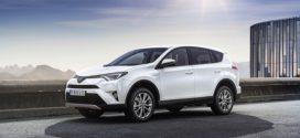 Jeder zweite neue private Toyota in Deutschland ist ein Hybrid