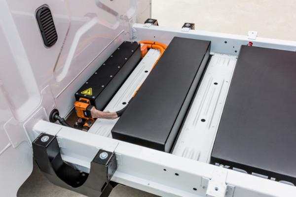 ABT Sportsline eCab - Batterien
