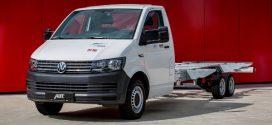 Das elektrische Fahrgestell eCab von ABT Sportsline für Elektro-Nutzfahrzeuge
