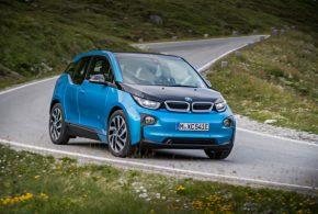 Elektroautos von BMW mit gutem Jahresstart