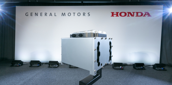 GM und Honda Brennstoffzellensystem