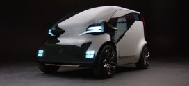 Honda NeuV – E-Auto Europapremiere auf dem Genfer Autosalon 2017
