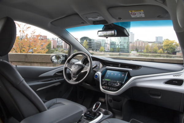 Opel Ampera-e - Innenraum