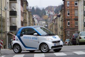 car2go macht die E-Mobilität für immer mehr Menschen erfahrbar