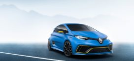 Renault ZOE e-Sport Concept: Elektroauto-Studie im Race-Look