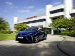 Toyota Mirai top beim ADAC EcoTest