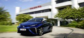 Fünf Sterne: Toyota Mirai ist Top beim ADAC EcoTest