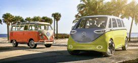 Volkswagen I.D. Buzz – die Rückkehr des Bulli als E-Mobil
