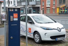 Elektroautos ab sofort bei cambio CarSharing in Bremen mietbar