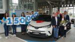 150000stes Hybridfahrzeug in Deutschland übergeben