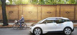 DriveNow Fahrer haben 1,4 Millionen elektrische Fahrten zurückgelegt