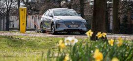 Hyundai vermeldet gelungenen Marktstart des IONIQ